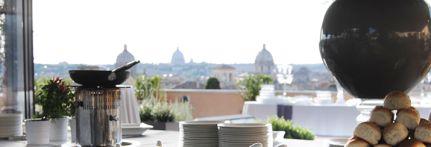 Terrazza Caffarelli Roma - La luxury location per eventi, cerimonie ...