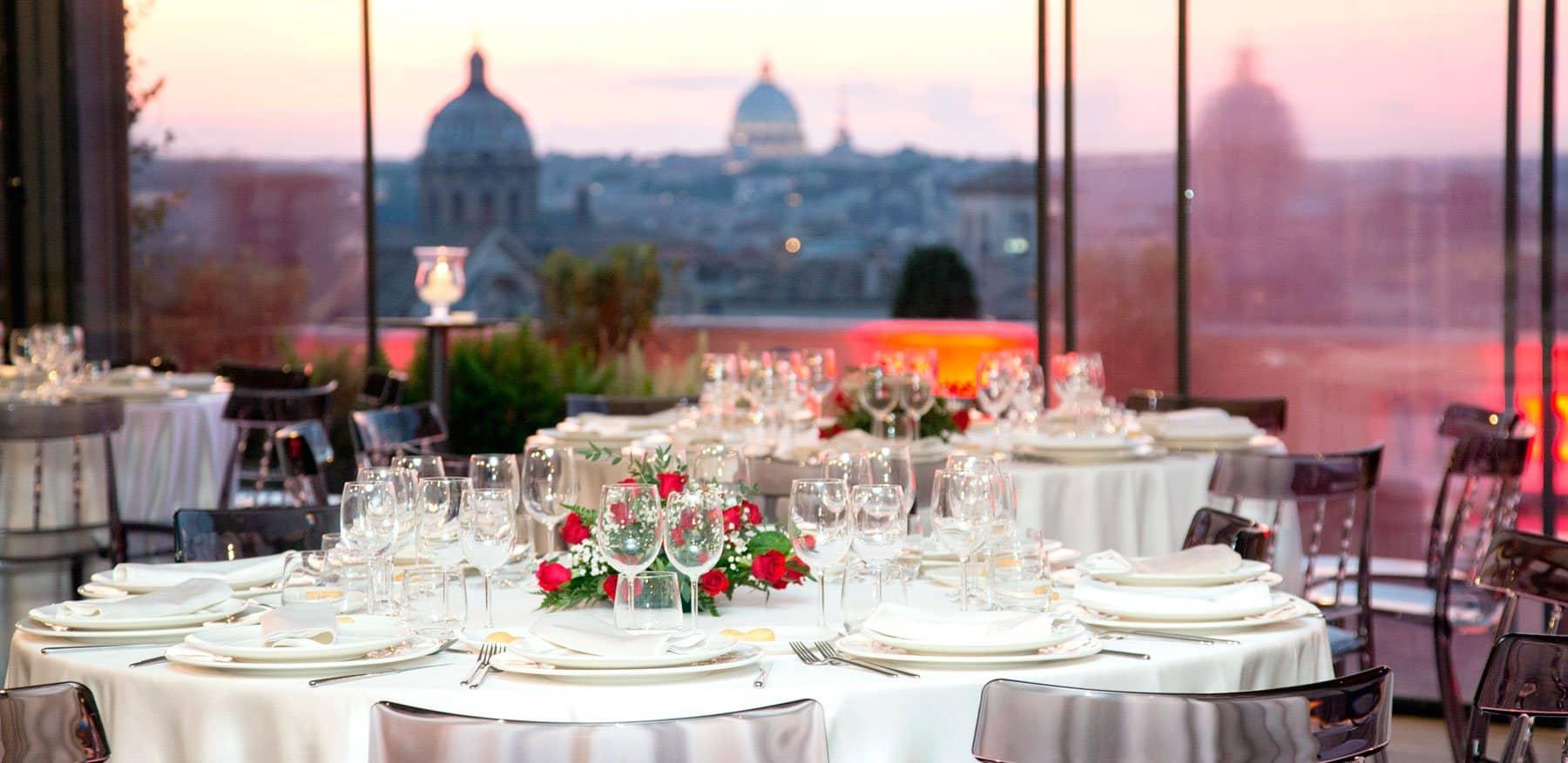 Terrazza Caffarelli Roma La Luxury Location Per Eventi