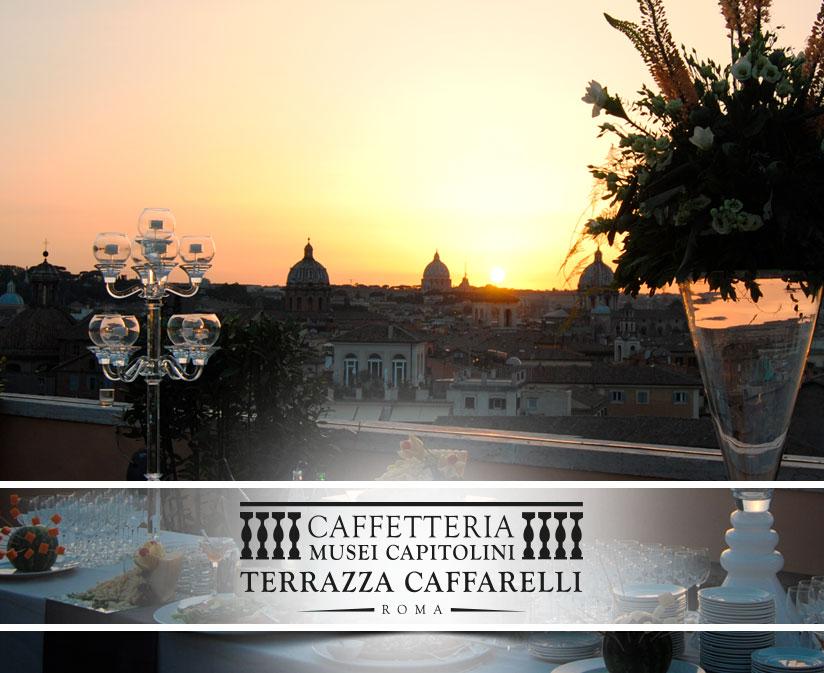 Terrazza Caffarelli Roma Eventi A Terrazza Caffarelli