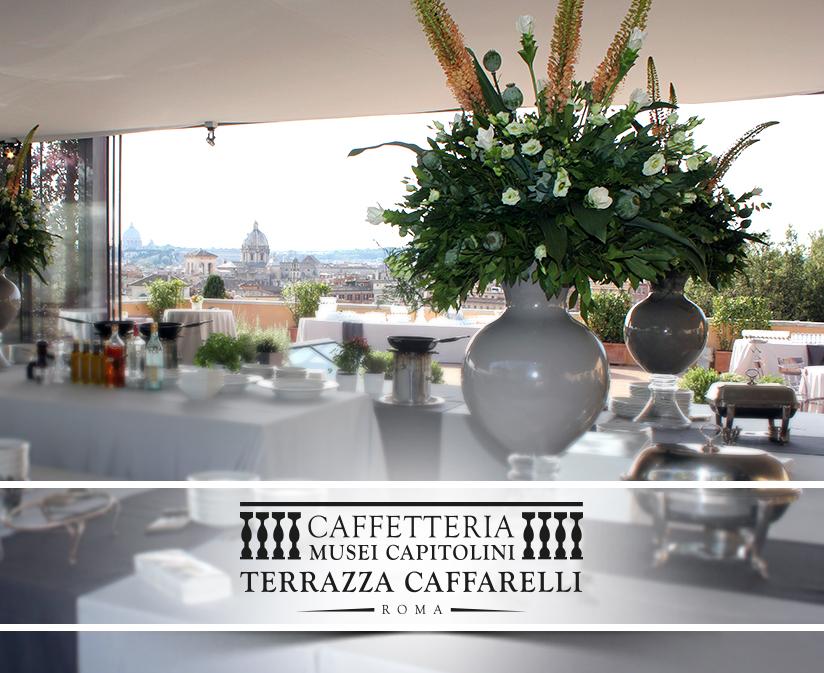Terrazza Caffarelli Roma Eventi Aziendali Roma Catering