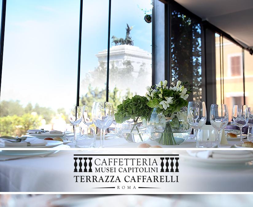 Terrazza Caffarelli Roma Pausa Pranzo Roma Centro Il