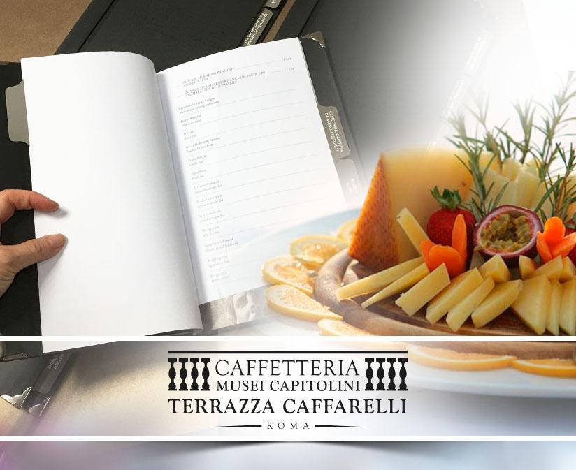 Terrazza Caffarelli Roma Il Nuovo Menù Terrazza Caffarelli