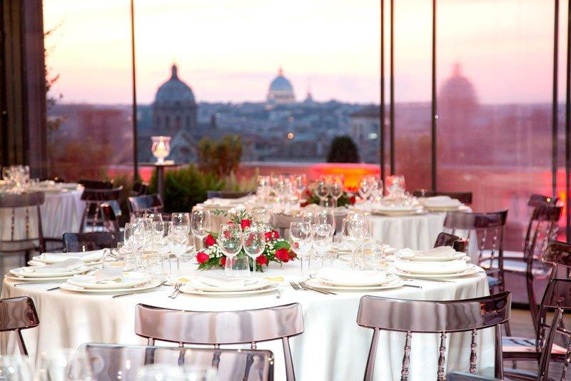 Beautiful Ristorante Terrazza Caffarelli Images - Amazing Design ...