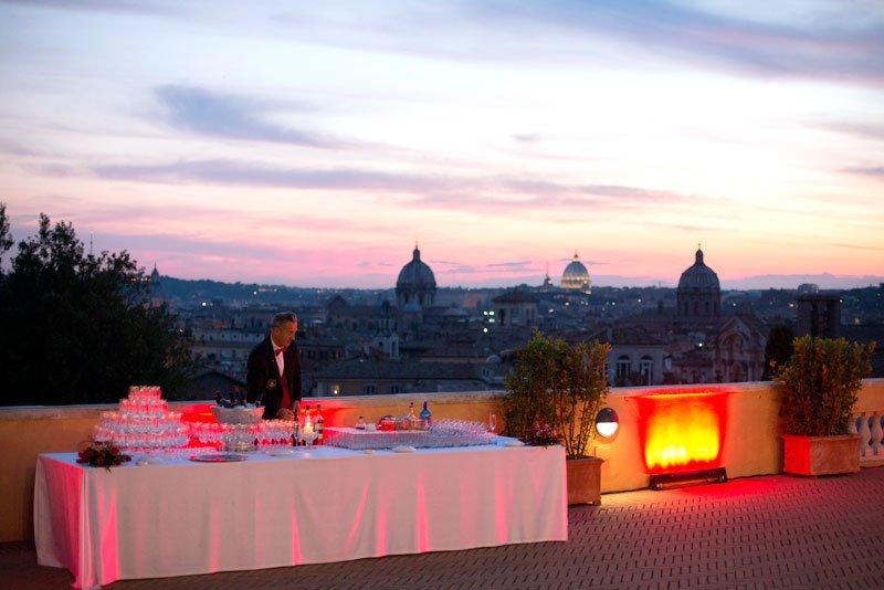 Best Terrazza Caffarelli Ricevimenti Pictures - Idee Arredamento ...