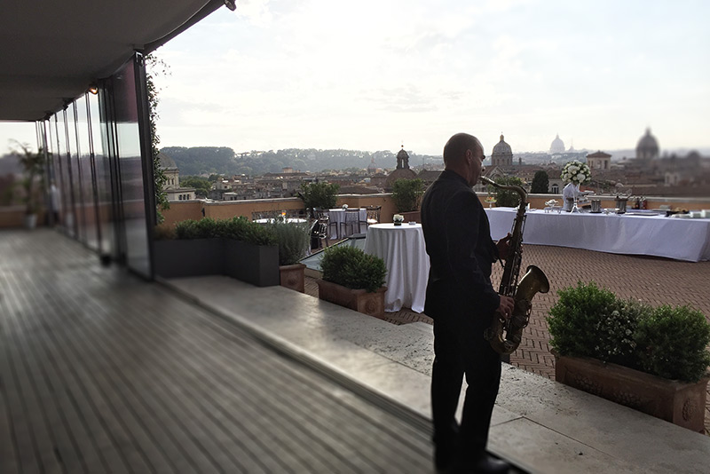 Terrazza Caffarelli Roma Events Business Events Party