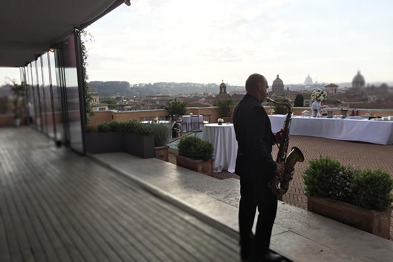 Terrazza Caffarelli Roma - Events | Business events, party ...