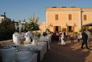 Terrazza Caffarelli Roma The Luxury Location For Events