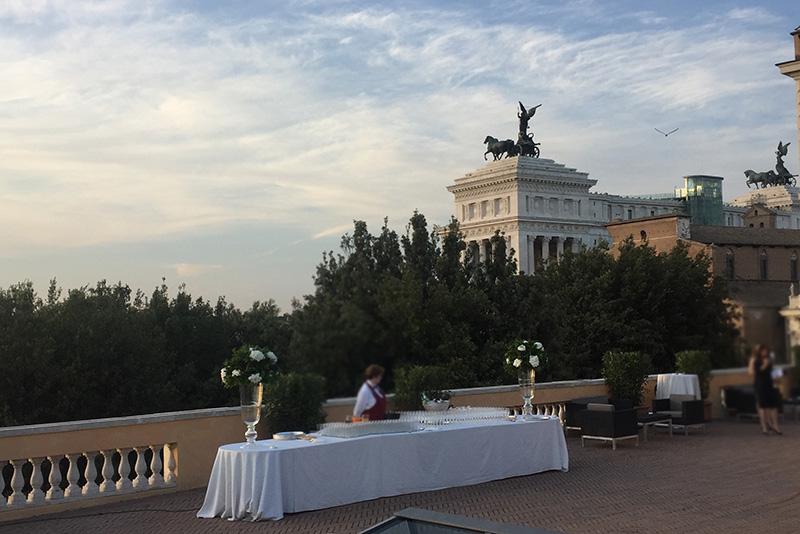 Terrazza Caffarelli Roma - The history of Caffarelli Palace, the ...