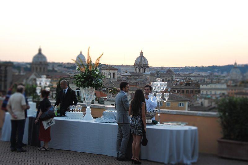 Terrazza Caffarelli Roma - Campidoglio (Capitolinum hill): location ...